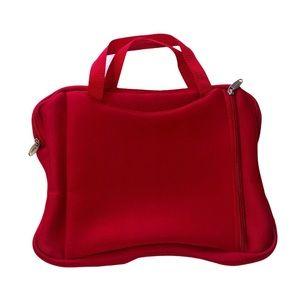 NWT - Red Laptop Bag Faraway